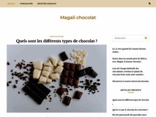 Magali-chocolat.com - Chocolaterie Paris - Magali Dubreuil