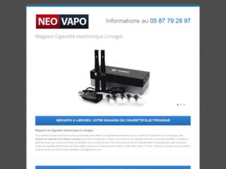 Neovapo Cigarettes electroniques à Limoges