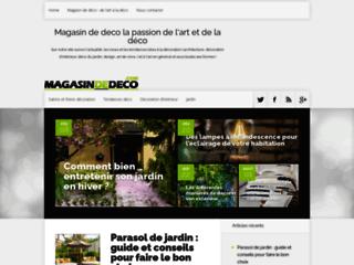 Détails : Magasindedeco.com