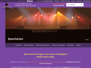 Spectacle de magie valenciennes