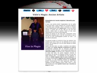 Détails : Acteur de l'art magique