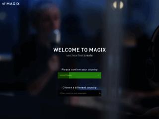 Info: Scheda e opinioni degli utenti : MAGIX - Music Maker,  Music Studio, Deluxe, Special Editions, Versioni di Prova