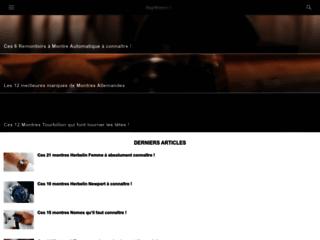 Capture du site http://www.magmontres.fr