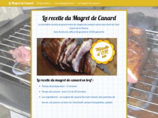 La recette du Magret de Canard