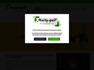 Détails : Fabricant français d'e-liquide bio