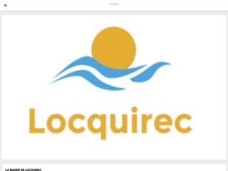 La Mairie de Locquirec Site officiel