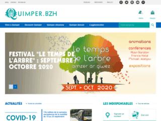 Quimper - Site officiel de la mairie