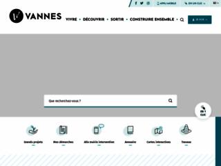 Mairie de Vannes - Site officiel