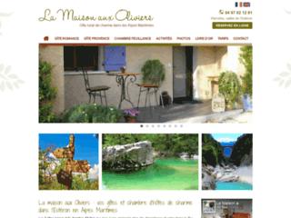 http://www.maison-aux-oliviers.com/