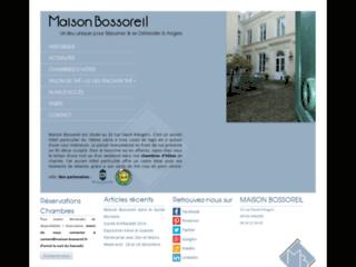 Maison Bossoreil, salles de séminaires
