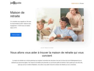 Détails : joliguide.fr