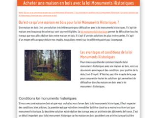 Capture du site http://maison-en-bois-rolanbatiss.com