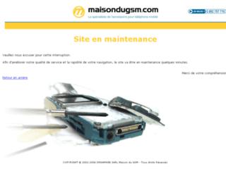 MAISON DU GSM