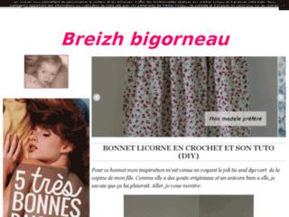 Blog de création couture - Breizh bigorneau