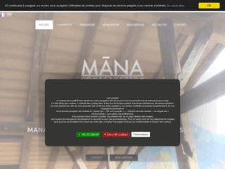 Détails : Mana Construction : entreprise de menuiserie à Chamonix