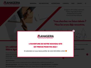 Recrutement cadre agro-alimentaire