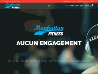Salle de fitness et de musculation à Marseille