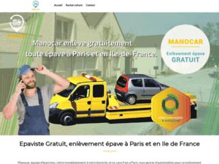Détails : Enlèvement d'épave à Paris et en Île-de-France