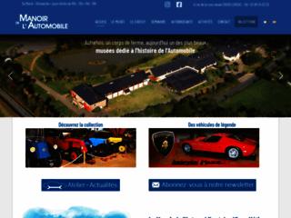 Le Manoir de l'automobile et des métiers d'antan