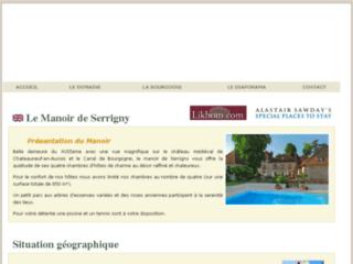 Le manoir de Serrigny - Chambres d'hôtes
