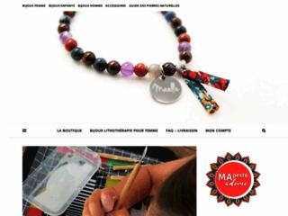 Capture du site http://www.mapesteadoree.fr