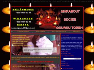 Maître Gourou Torah, marabout africain sérieux en France