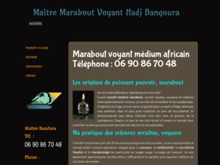 Adieux aux problèmes avec le marabout médium Bandura