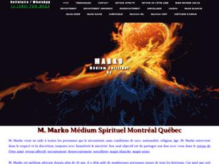 Attal: marabout africain à Montréal