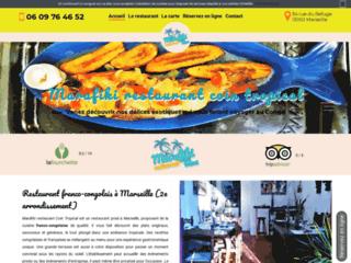 Restaurant franco-congolais à Marseille (13002)