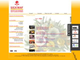 Détails : La Sica Marché aux fleurs d'Hyères
