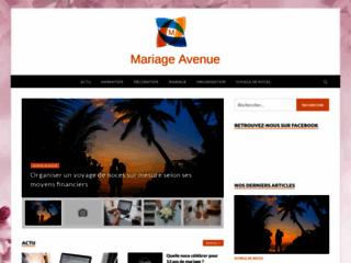 Mariage-Avenue.com : Magasin de mariage