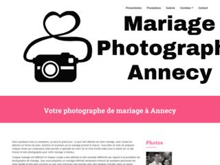 Détails : Photographe de mariage à Annecy, Lyon et Genève
