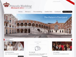Le Mariage Princier Monaco 2011 - Site Officiel