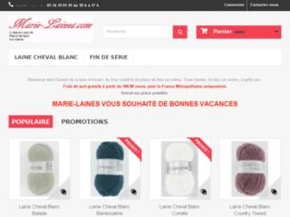 Marie-laines - vente en ligne de la marque Cheval Blanc