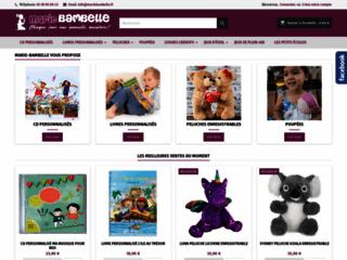 Marie-Bambelle, jeux, jouets personnalisés pour enfants