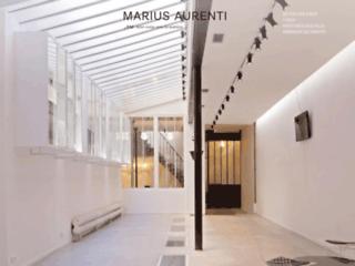 Formation au béton ciré avec Marius Aurenti