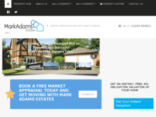 Estate Agents in Neath Port Talbot - Mark Adams Estates