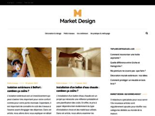 Market-Design.fr: Site de vente d'accessoire pour selfie