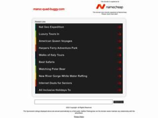Location quad à Marrakech