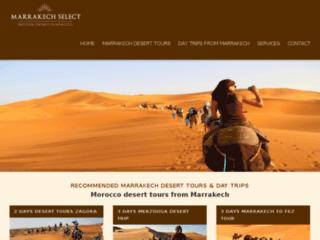 Détails : casablanca desert tour