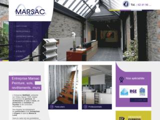 Marsac D�coration - Travaux de peinture et rev�tements de sols