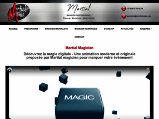 Détails : Martial Magie