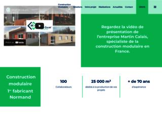 Détails : Le spécialiste de la construction modulaire