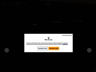 Maserati: auto in cui lusso, sportività e stile sublimano