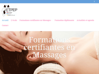 Formation massages marseille