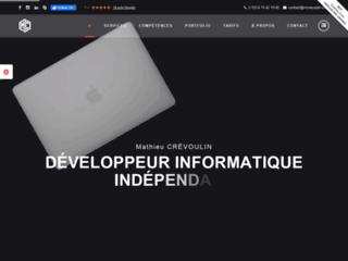Développeur Web Freelance - MC Web