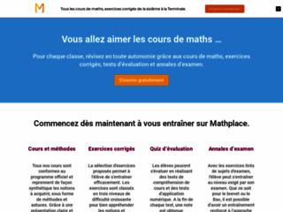 mathplace-soutien-scolaire-en-maths-sur-internet