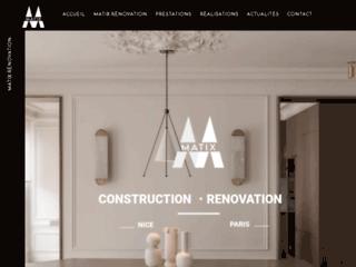 matix-renovation