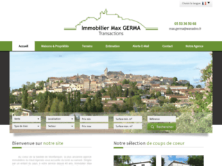 Max immobilier agences immobili res for Agence immobiliere 47