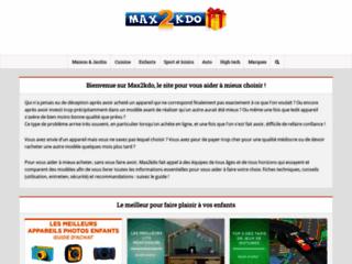 Max2kdo